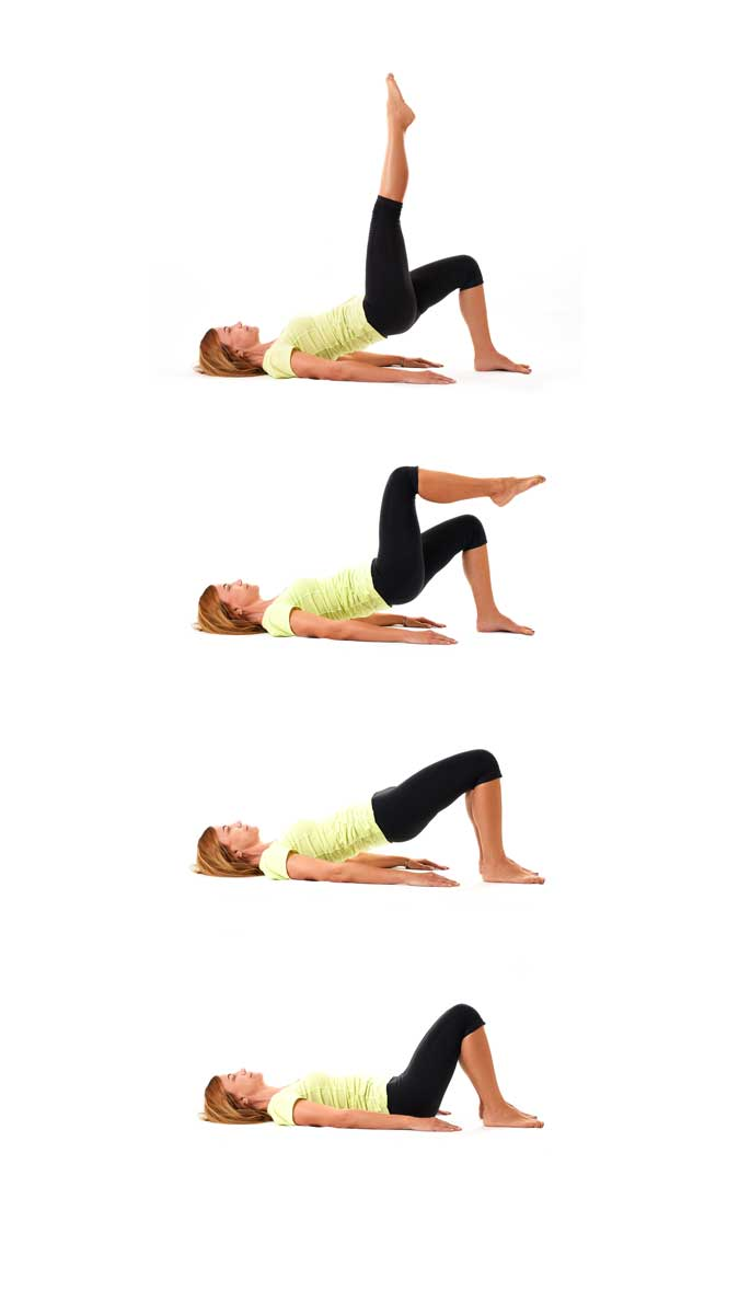Strong Core Yoga